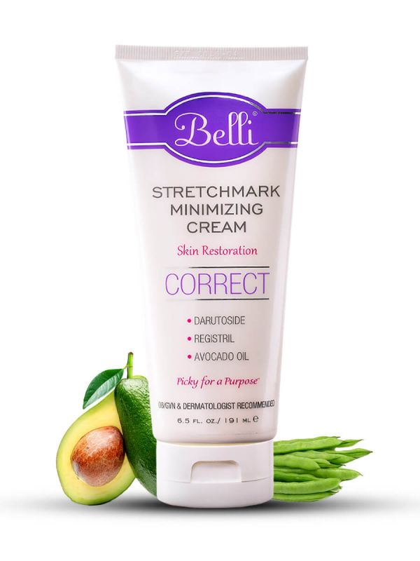 Stretchmark Minimizing Cream