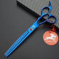 7 inch Dog Grooming Scissors 19 teeth 70%