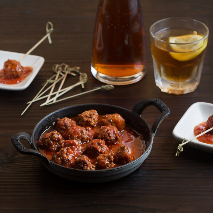 Cocktail-Sized Meatballs