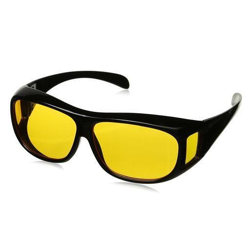 1 Set Black + Yellow Smart HD Vision