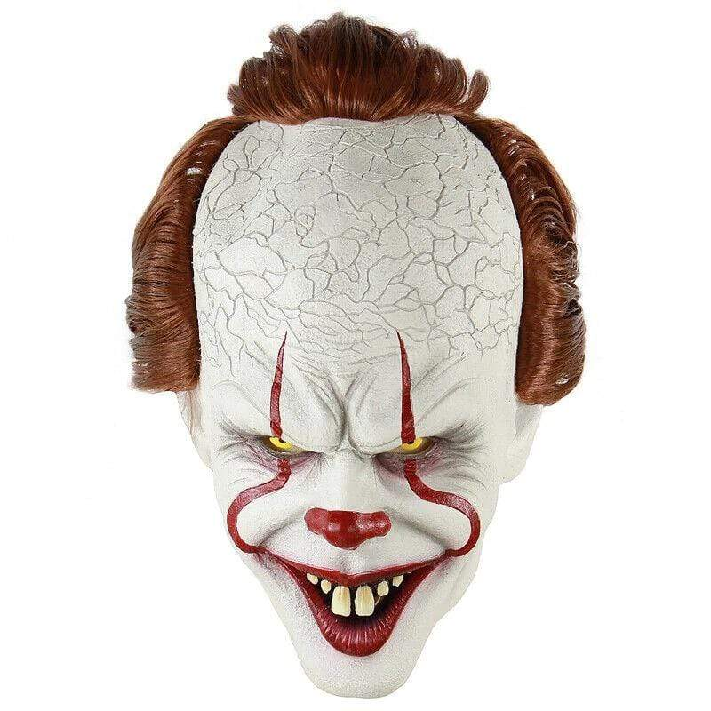 """IT"" Pennywise Clown Mask"