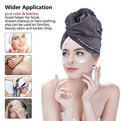 [Gift Box Package] Quick Magic Dryer, Dry Hair Hat