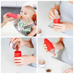 Squirt Silicone Baby Food Dispensing Spoon