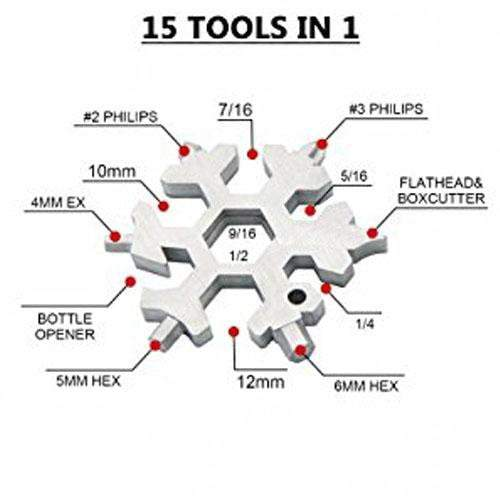 18 In 1 Incredible Tool