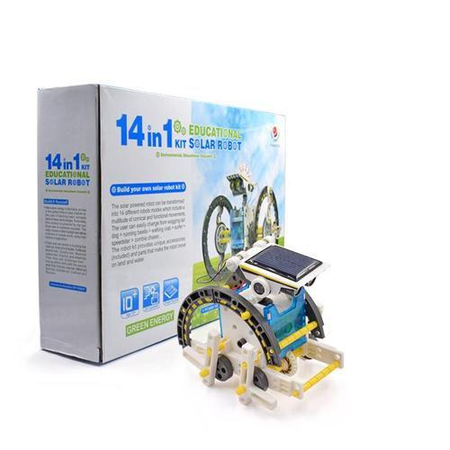 All in 1 Educational Robot