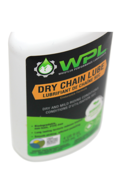Dry Chain Lube 120ml