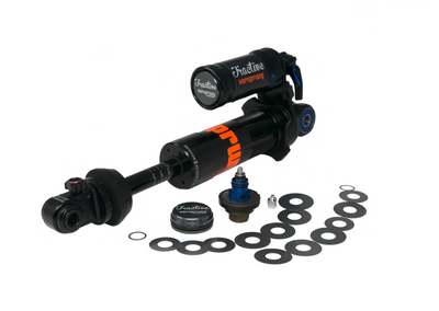 Tractive Valve Tuning System - Rockshox Super Deluxe Air/Coil