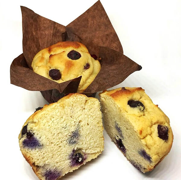 Keto Goodies Blueberry Muffin Recipe