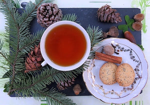 Winter Spiced Tea