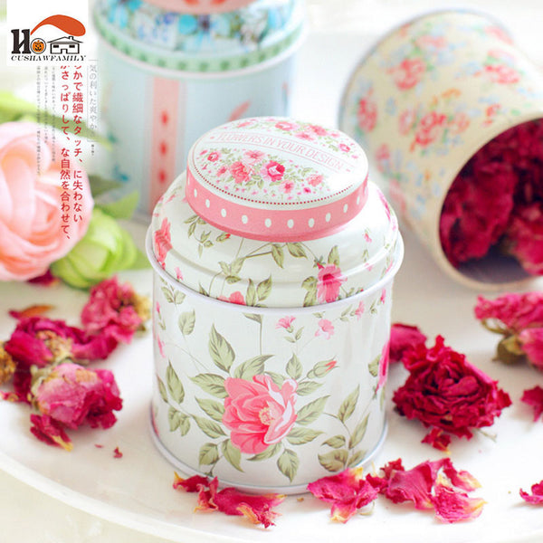 Tea Caddy | Vonrose Tea