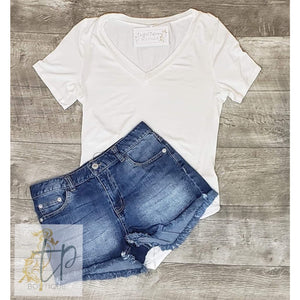 Love Tree Denim Shorts