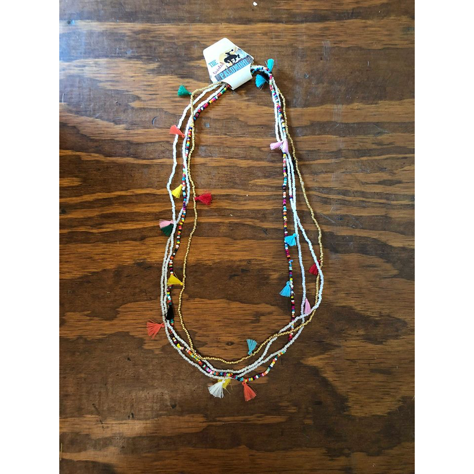 Antigua Necklace - The Twisted Palomino Boutique