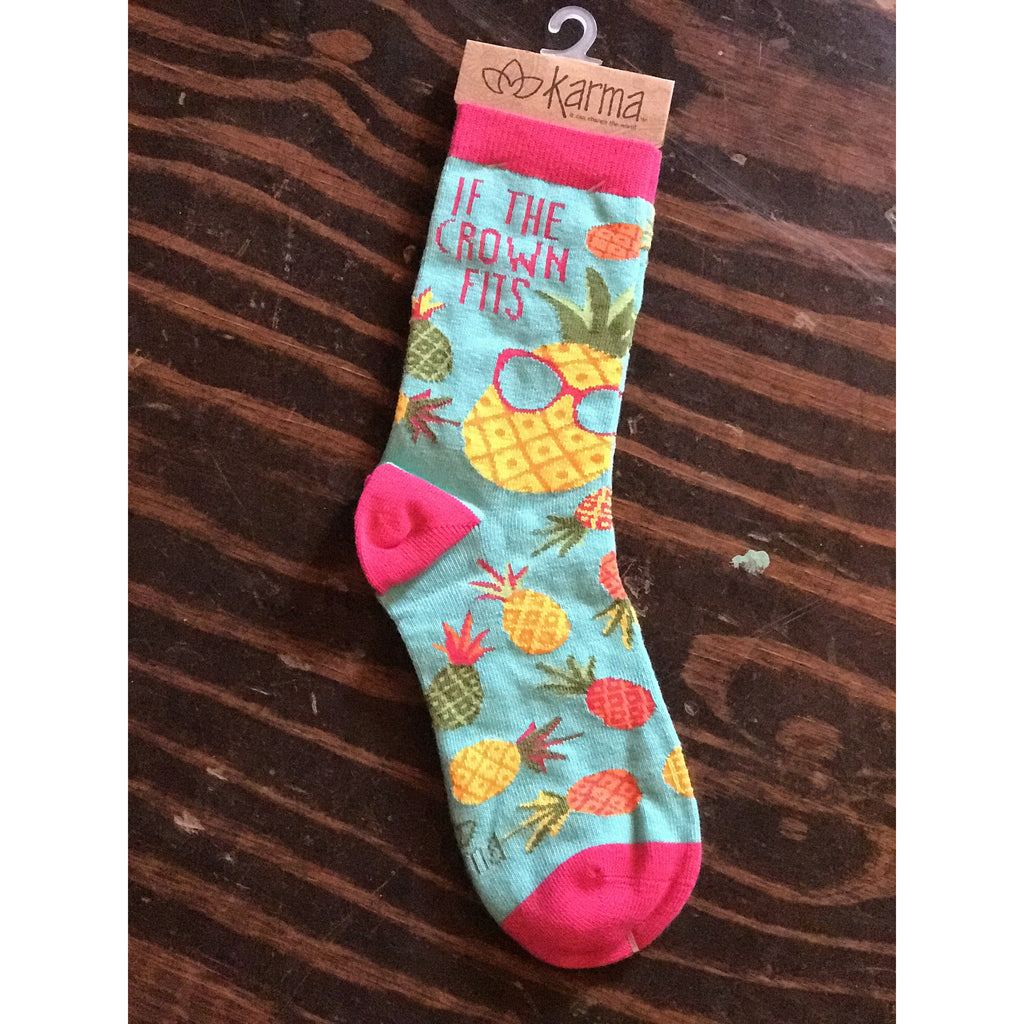 Karma Socks - The Twisted Palomino Boutique