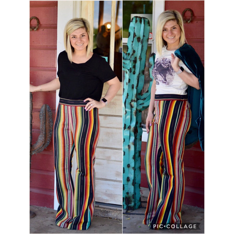 Serape Bells - The Twisted Palomino Boutique