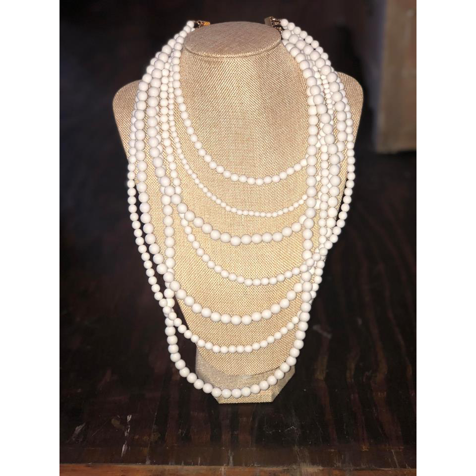 Laurel Layered Necklace - The Twisted Palomino Boutique
