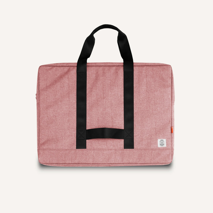 Newport Works A2 and A3 Studio Bag in Raw Pink for art, drawing, laptop and studio tools.