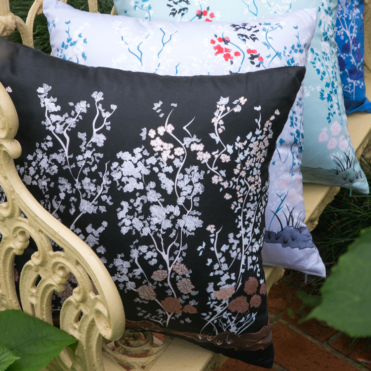 Zelda Chinoiserie Pillow