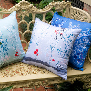 Audrey Chinoiserie Pillow
