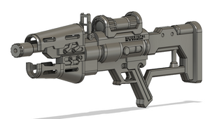 Cote d'Azur Widowmaker Rifle