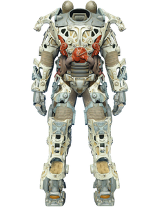 Power Armor Frame STL Files