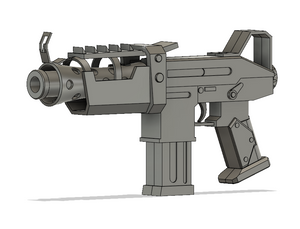 Fortnight Tactical SMG