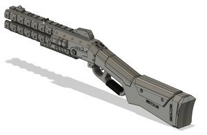 Apex Peacekeeper Shotgun
