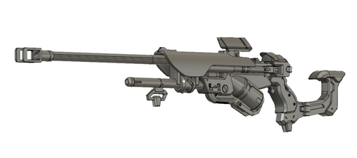 Regular Ana Rifle - Static and Dynamic