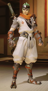 Young Genji Armor Release v1