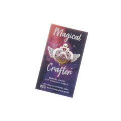 Magical Crafter Pin