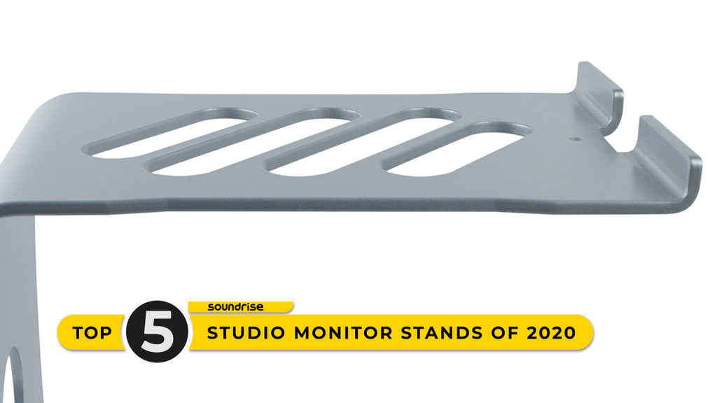 Top 5 Studio Monitor Stands of 2020