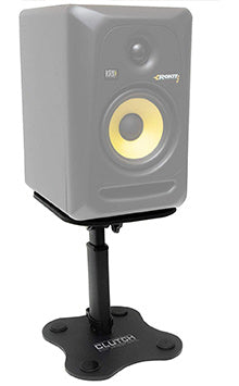 Clutch CL-DMS250 Adjustable Height Desktop Studio Monitor Stands