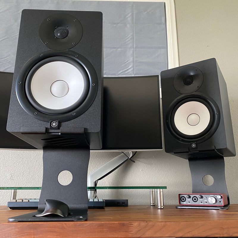HS8 Pair studio monitors