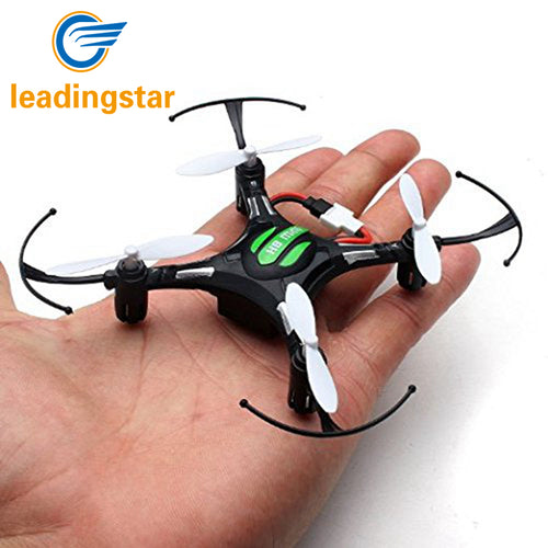 LeadingStar H8 Mini Smart Drone - Features:  Headless Mode, 6Axis Gyro, 360 Degree Rollover, One Key Return, & 2.4GHz 4CH Remote Control