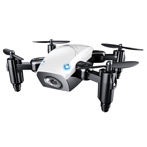 Phoota S9 Foldable Drone - Pocket Mini Racing Drone 4 Channels @ 2.4GHz  4 Axis Flight