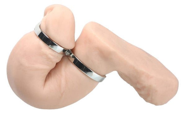 The Twisted Penis Chastity Cock Ring - Tuctoc
