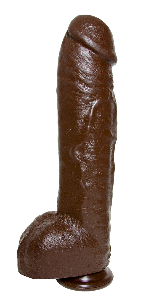 Realistic Bam Giant Suction Cup Dildo - Tuctoc