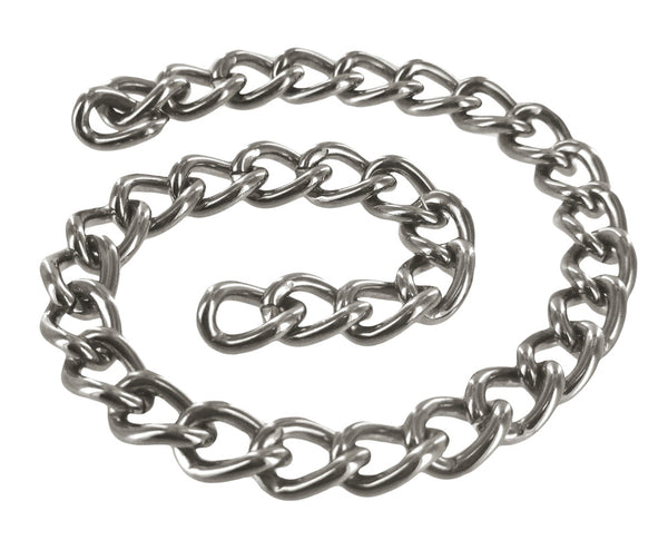 Linkage 12 Inch Steel Chain - Tuctoc