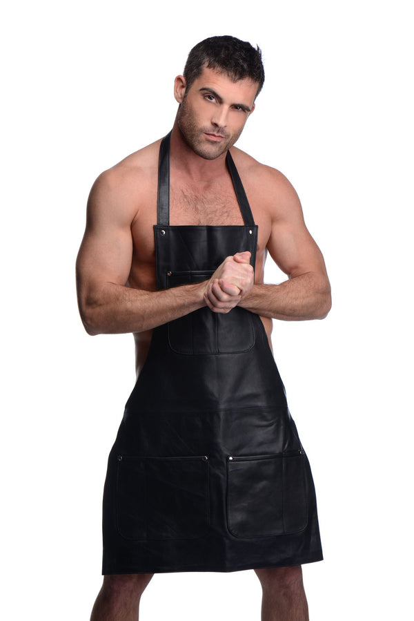 Strict Leather Premium Apron - Tuctoc
