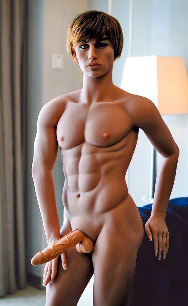 NextGen Dorian Ultra Premium Male Love Doll - Tuctoc