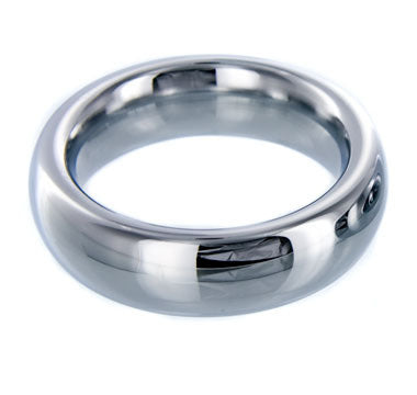 Sarge Stainless Steel Cock Ring - Tuctoc