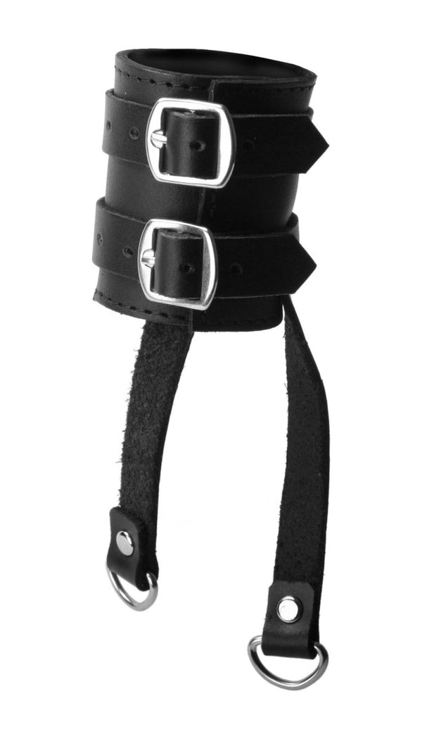 Strict Leather Ball Stretcher with 2 Pulls - Tuctoc