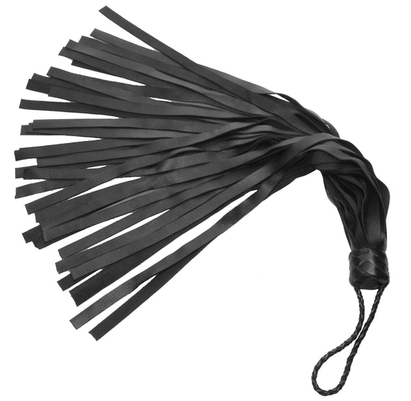 Strict Leather Palm Flogger - Tuctoc