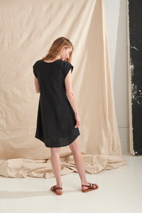 Classic A-Line Dress - Nya-ethical
