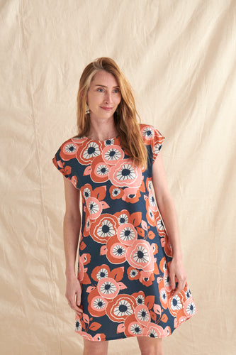 Summertime A-Line Dress - Nya
