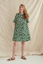 Billy Button Swing Dress - Nya-ethical