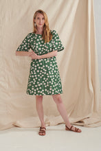 Billy Button Swing Dress - Nya