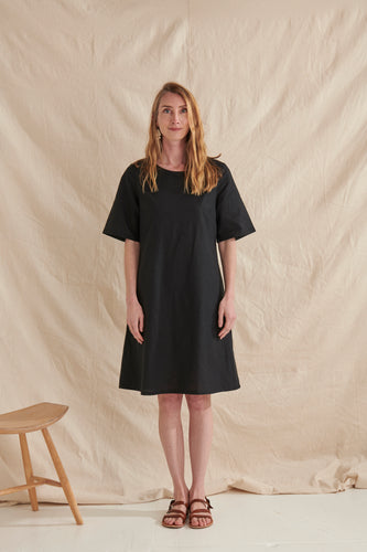Classic Swing Dress - Nya-ethical