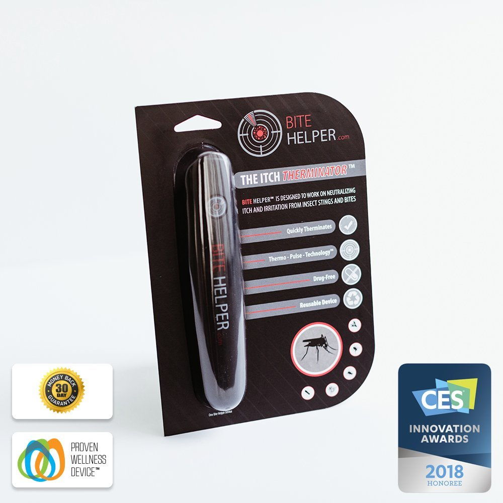Bite Helper - The Bug Bite Neutralizer