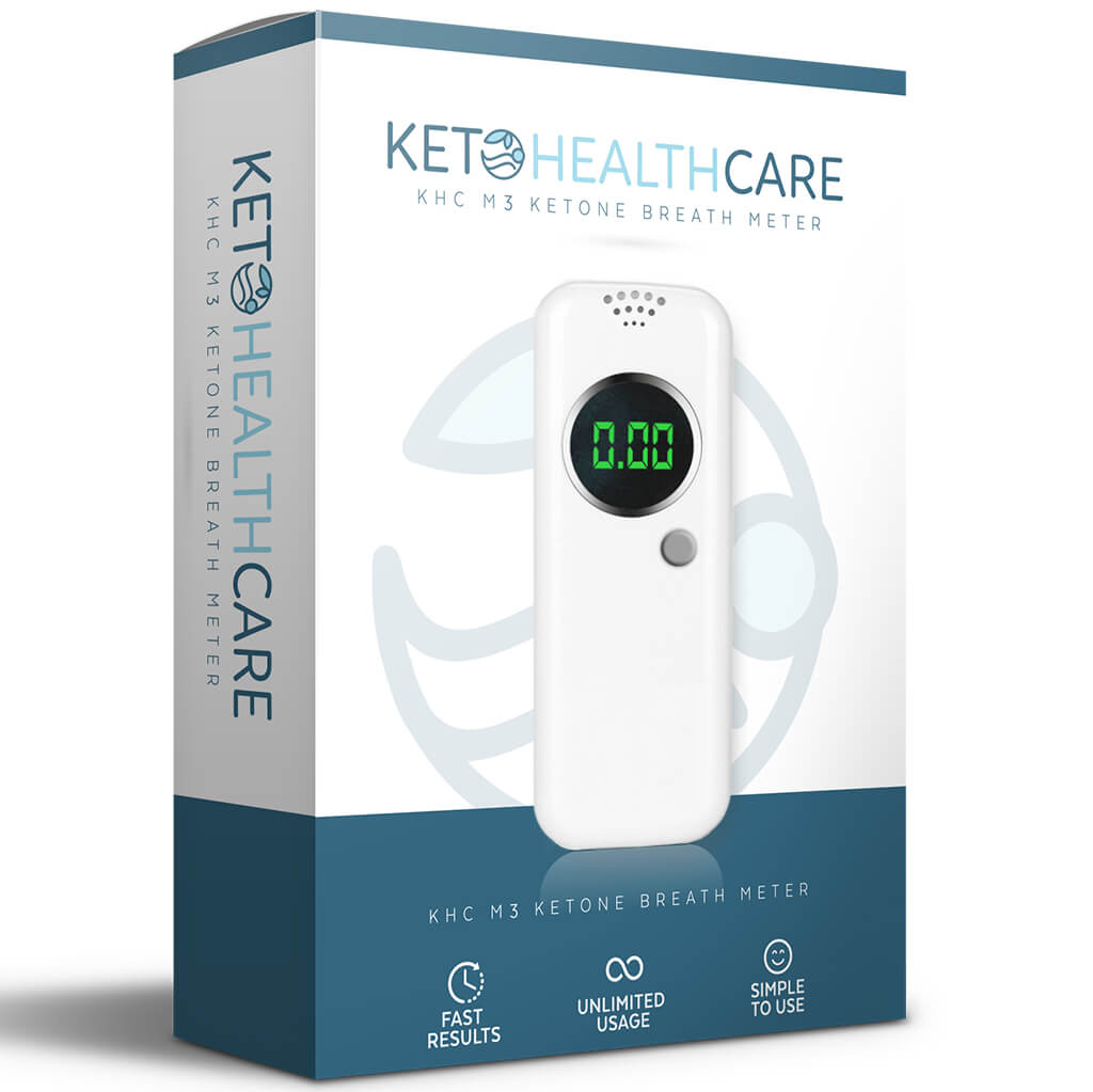 KHC M3 KETONE BREATH METER