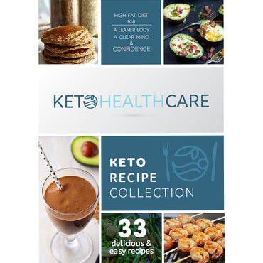 KHC KETO RECIPE EBOOK VOLUME 1